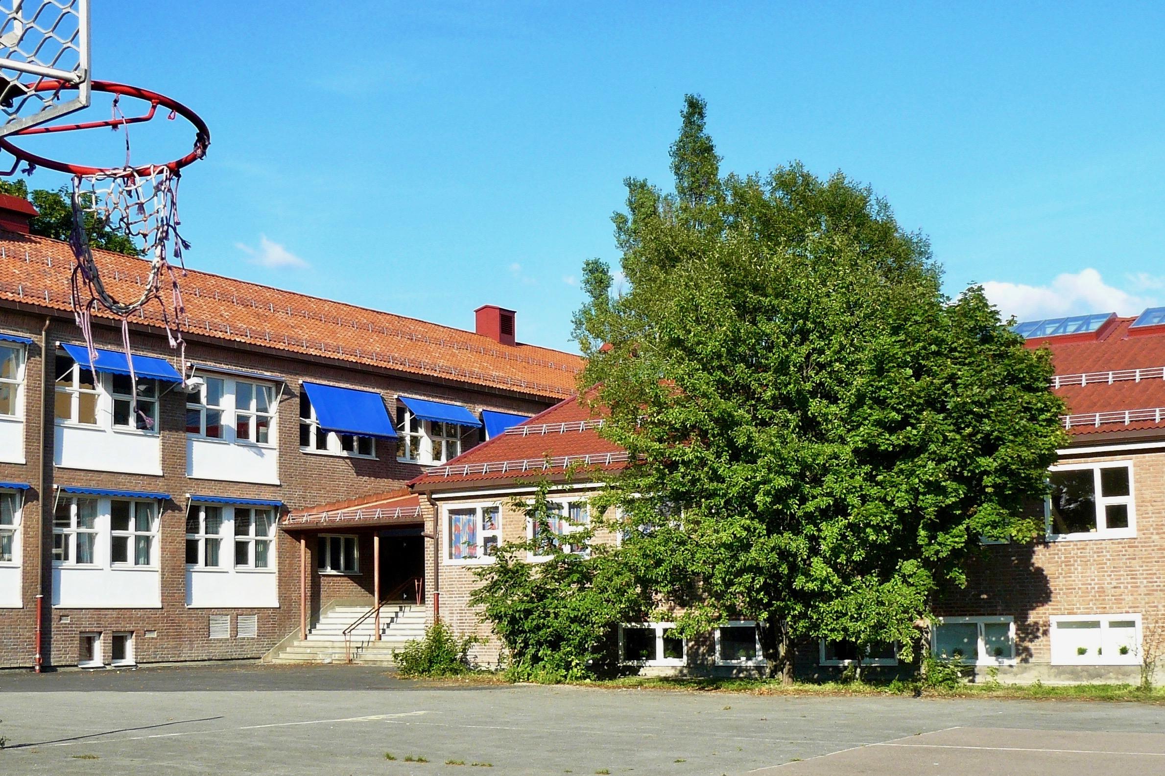 Beskyttet: Årvoll skole