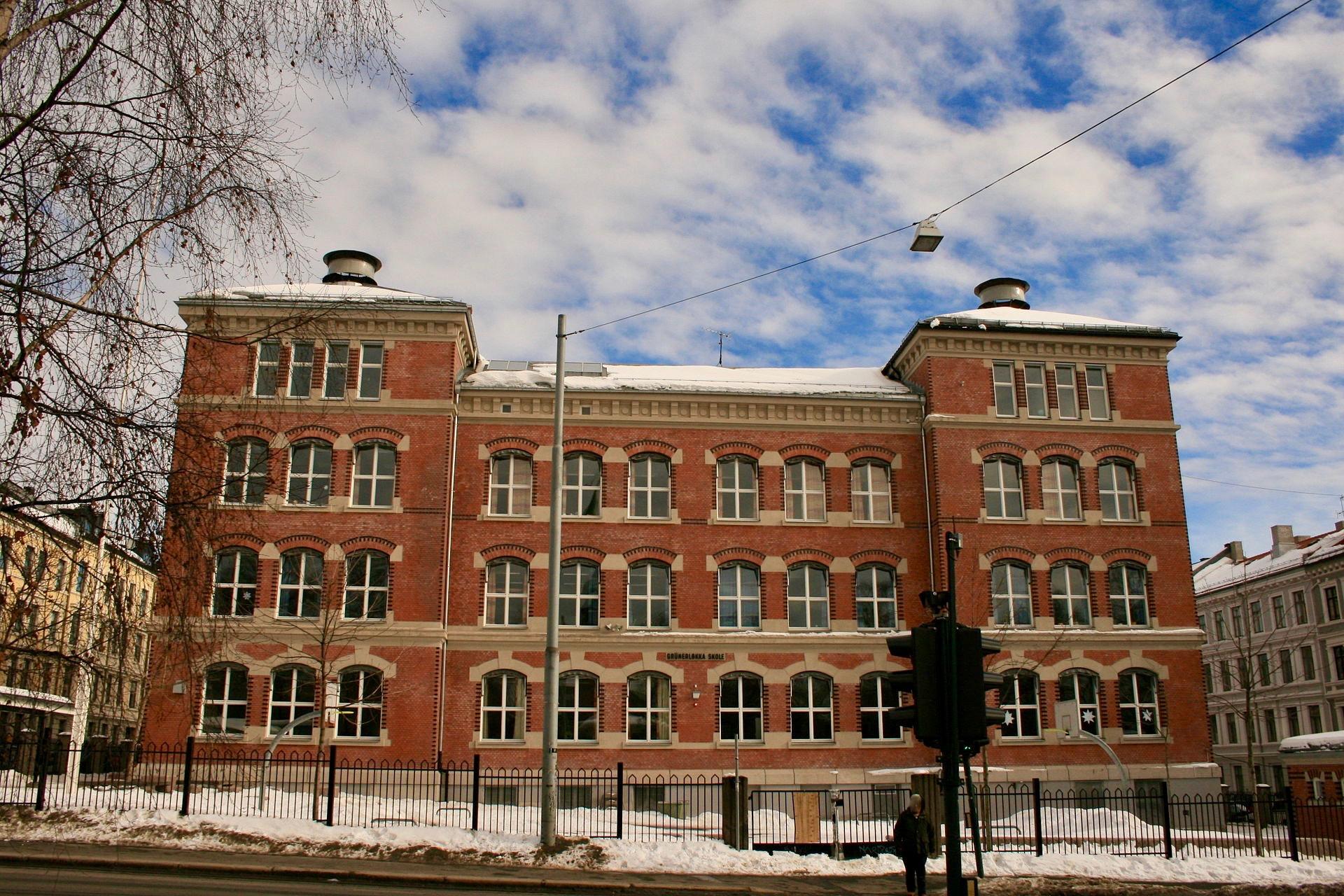 Beskyttet: Grünerløkka skole