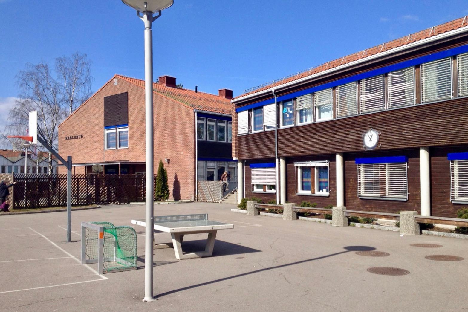 Beskyttet: Karlsrud skole