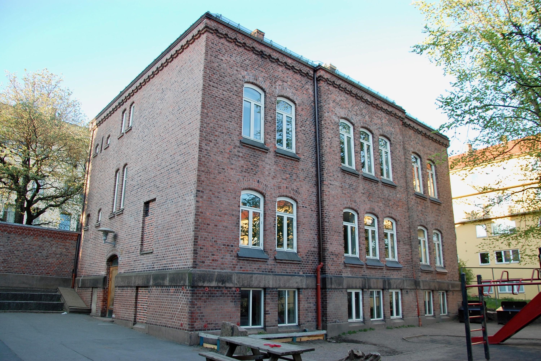 Beskyttet: Lilleborg skole