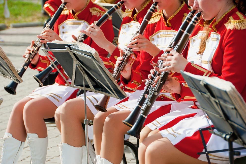 Korps og kulturskoler